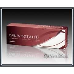 Контактні лінзи Dailies Total 1 30 шт - купить в магазине Оптика Харьков интернет-магазин по цене 1080 грн.