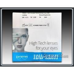Фотохромні лінзы ITAL-LENTI Prima 1.56 Sensylite Photochromic HMC - купить в магазине Оптика Харьков интернет-магазин по цене 450 грн.