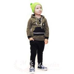 Спортивный костюм для мальчика Турция - купить в магазине Marselin по цене 320 грн.
