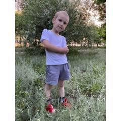 Детские шорты для Мальчика с Карманами - купить в магазине Marselin по цене 180 грн.